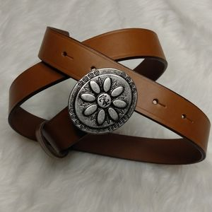 Izod Genuine Leather Women's Belt Medium